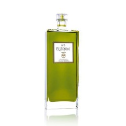 Aove Picual Temprano Premium Square Design Bottle